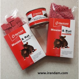 سم موش شکلاتی رنتوکیل (Rintokil)