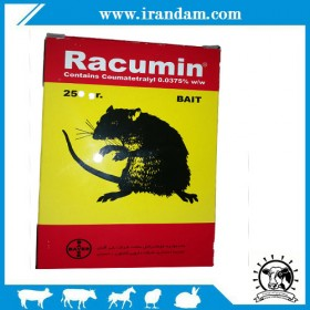 سم موش راکومین..