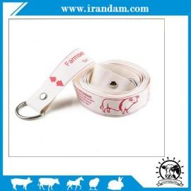 متر وزن گاوی-توزین وزن گاو و گوساله