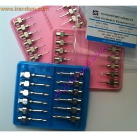 Metal needle