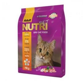 غذای خشک گربه نوتری پت مدل Adult